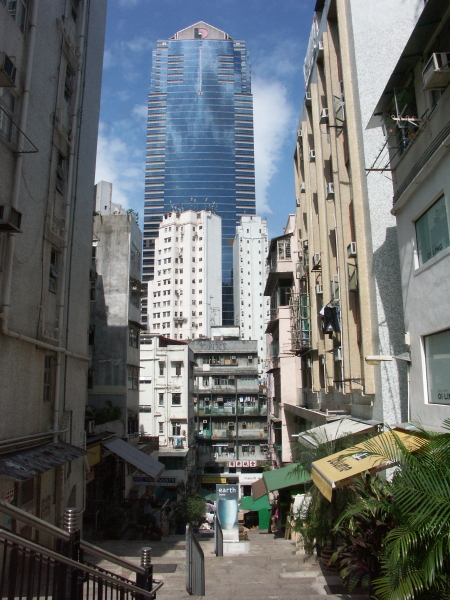 Hong Kong, first Impressions